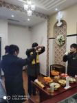 莲花山殡仪馆瞻仰室
